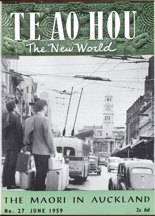 Te Ao Hou