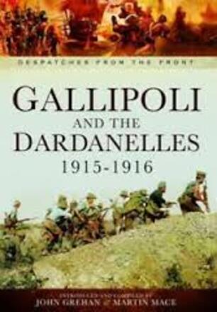 Gallipoli and the Dardanelles, 1915-1916 - Auckland War Memorial Museum Tamaki Paenga Hira
