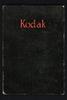 Enclosure for Kodak photographic prints and negati...