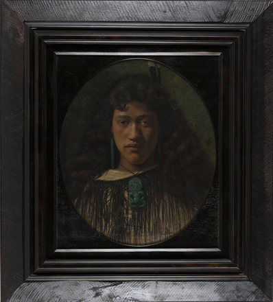 Hinemoa, the Belle of the Kainga
