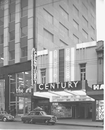 Century Theatre] - Collections Online - Auckland War