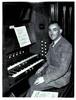 Installing large church pipe organ.