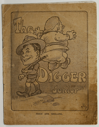 The digger junior