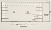 Ground floor plan. Details showing blocks and floo...