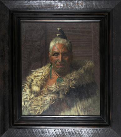Perema Te Pahau, the Bone Scraper, Tuhourangi