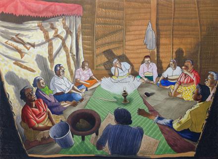 Kava party