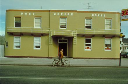 Post Office Hotel, Motueka.
