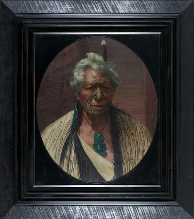 A Noble Northern Chief: Atama Paparangi