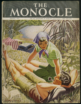 The Monocle : the New Zealand monthly magazine