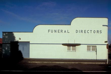 Funeral Directors, Kaiapoi.