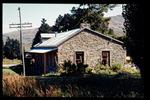 [Fruitlands Cafe & Gallery exterior side view - Alexandra, Central Otago].