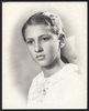 Head and shoulders portrait of a young girl approx...
