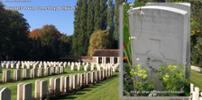 Grave of the pilot - No known copyright restrictions.