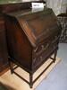 davenport style desk in faux jacobean style