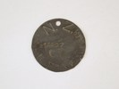 WW1 ID tag: 14407 Lance Corporal Jack Hill Fray, A...