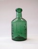 Ehrenfried Bros Puriri dark green seltzer bottle [...