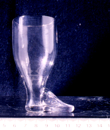glass boot