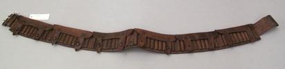 bandolier, 60 rounds, Anglo Boer War. This bandoli...