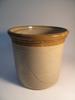 Large Storage jar, Bristol Glaze