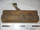 carpenter's moulding plane; maker's name impressed...