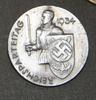 badge, Reichspartei Tag 1934 circular form; legend...