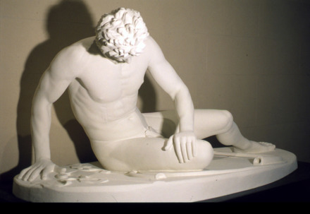 dying gaul, after treatment