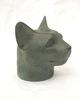 figure, cat's head.