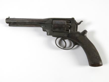 revolver, deane harding and case