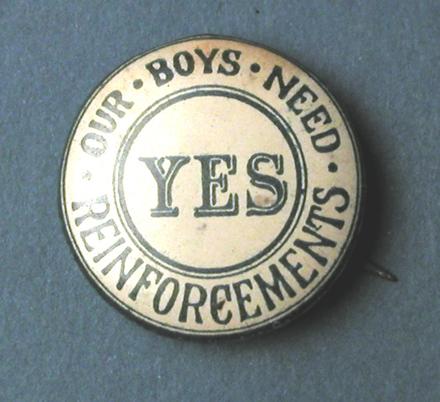 badge, fundraising W0814.4