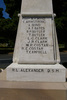 Papakura-Karaka War Memorial, Names (photograph John Halpin 2010) - CC BY John Halpin