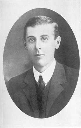 Trooper D.B. Gorrie. (Source: King's College Honour Roll) - No known copyright restrictions