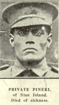Portrait from the Auckland Weekly News, 5 October 1916, p. 40. - No known copyright restrictions