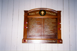 Roll of Honour, Epsom Presbyterian Church (provided by Paul Baker 2012) - No known copyright restrictions
