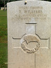 Headstone, Deir el Belah War Cemetery (Photo Alan and Hazel Kerr, 2007) - No known copyright restrictions