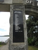 Hokianga Arch of Remembrance, Kohukohu, World War 2 Roll of Honour, names: Arona - Moa (supplied by G.A. Fortune in 2008.) - Image has All Rights Reserved