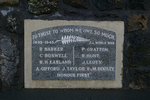 Blockhouse Bay Primary School Memorial plaque (photo John Halpin 2011) - CC BY John Halpin