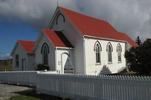 Church, South Kaipara Co-operating Parish (Anglican/Methodist), junction Peak Road & SH 16 (photo John Halpin 2010) - CC BY John Halpin