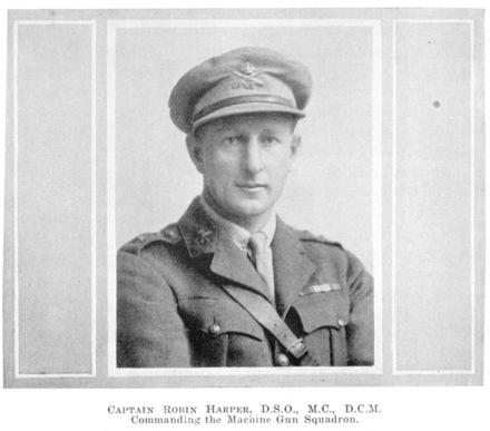 Portrait from Powles, C.G. (1922). - No known copyright restrictions