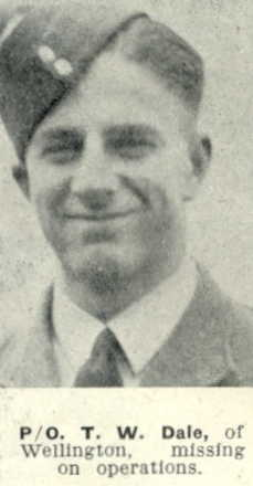 Portrait from The Weekly News; 30 August 1944 - This image may be subject to copyright