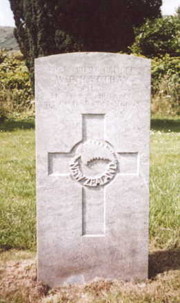 Headstone, Belfast City Cemetery (photo G.A. Fortune 2003) - Image has All Rights Reserved