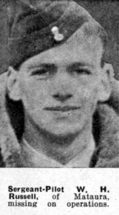 Portrait from The Weekly News; 10 September 1941 (reported missing) - This image may be subject to copyright