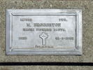 Image of Gravestone at Rotorua Cemetery provided by Paul Baker February 2013 - No known copyright restrictions