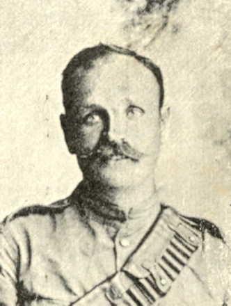 Portrait, Boer War uniform - No known copyright restrictions