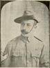 Regimental Quartermaster-Sergeant Prosper Raine Berland (Source: Inglis 1902). - No known copyright restrictions