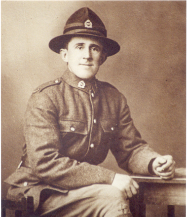 Photo 1: Percy Windleborn, Wakefield, 1910s. - No known copyright restrictions