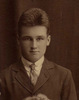 Portrait, Charles Lanning in civilian clothes. - This image may be subject to copyright