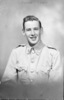 Portrait, Gordon Vincent McLeod in June 1940 - This image may be subject to copyright