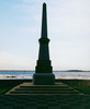 Bluff War Memorial (Photo Clare-Ann Fortune 2004) - Image has All Rights Reserved