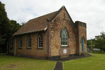 View, Maungatapere War Memorial church (photo John Halpin 2012) - CC BY John Halpin