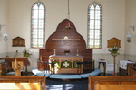 Altar, Christ's Church (Anglican), Russell, (photo J. Halpin November 2010) - No known copyright restrictions